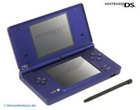 Nintendo DS - Konsole DSi #Blau Metallic + Stromkabel NEUWERTIG