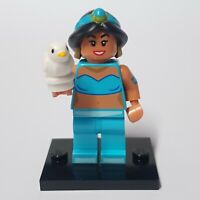 JASMINE - SERIES 2 DISNEY LEGO MINIFIGURE (2019) 100% Genuine Lego