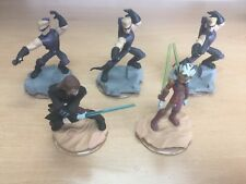 Mixed Job Lot of Disney Infinity Figures Characters *UNTESTED*