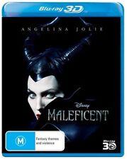 MALEFICENT 3D : NEW Blu-Ray 3D