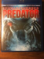 Predator 1987 (Blu-ray)Ultimate Hunter Edition, Schwarzenegger, McTiernan