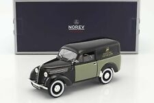 NOREV COLLECTORS 1:18  RENAULT 300 KG JUVAQUATRE 1953 PARFUMS  REVILLON 185261