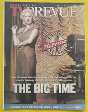 Molly Ringwald CHICAGO SUN-TIMES TV PREVUE guide Oct 20 - 26 2002 Julie Barr