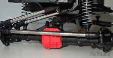SSD RC HD Titanium Steering Link Set for SCX10 II SSD00126