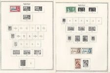 Bahamas Collection 1859 -1949 & 1967-72 on Minkus Specialty Pages, 15 Pages