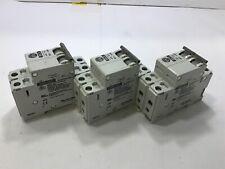 Lot Of 3- Allen-Bradley 1492-Cb2 G 100 10 Amp Circuit Breaker 480/277