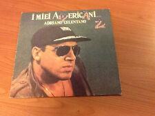 LP ADRIANO CELENTANO I MIEI AMERICANI 2 CLN 20545 VG+/VG ITALY 1986 PDD