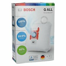 Bosch type G MegaFilt SuperTex Sac Poussière Aspirateur 468383