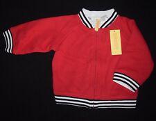 NWT Baby Boys Gymboree Pirate Island 18-24 M Months Red Vintage 2004 Sweatshirt