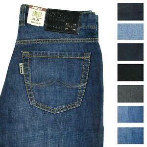 JOKER Herren Jeans | CLARK Farbwahl Abverkauf Denim 100% Baumwolle %%