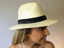 Chapeaux à large bord taille unique pour femme