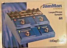DigiTech JamMan Solo XT Stereo Looper Guitar Effect Pedal