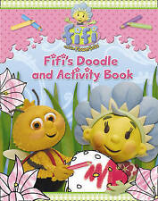 Fifi and the Flowertots - Fifi's Doodle and Activity Book, New,  Book