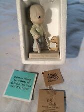 Precious Moments Blessed Are They That Overcome Figurine 115479