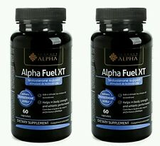 2 MONTH SUPPLY SCIENCE ALPHA FUEL XT TESTOSTERONE SUPPORT (60 VEGGIE  CAPSULES)