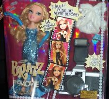 BRATZ *  XOXO THE MOVIE * CLOE with REAL WORKING CAMERA