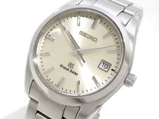 Auth Grand Seiko 9F62-0AB0/SBGX063 Silver Men's Wrist Watch 060493