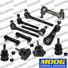 Moog Steering Kit Ball Joint Tie Rods Pitman Arm for Chevy C10 P30 C1500 R10