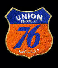 Union 76 gasoline Patch Gas Station Motor Oil Hot Rod
