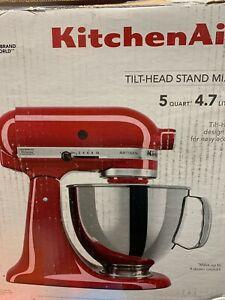 KitchenAid KSM150PSER Artisan Tilt-Head Stand Mixer with Pouring Shield 5-Qua...
