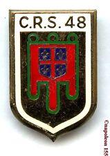 Obsolète. Compagnie Republicaine de Securité N° 48. Fab. Drago Paris