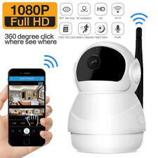 1080 HD Wifi IP Security Camera System Wireless Monitor CCTV Night Vision Indoor