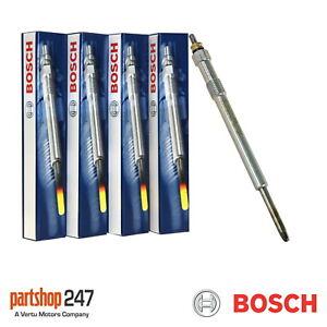 FOR Ford Transit Connect 1.8 TD TDCi TDDi Genuine Bosch Diesel Glow Plugs