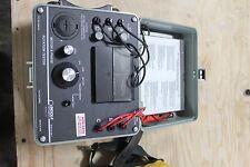 Biddle 560060 Motor & Phase Rotation Tester