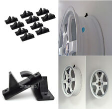 10X High Strength Plastic Tire Wheel RIM Hub Hanging Hook Hub Suspension & Decor