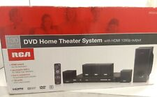 RCA DVD Home Theater System RTD3133H Full 1080p Surround Sound CD Player