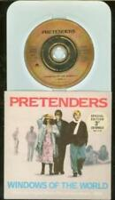 "Pretenders: Windows Of The World Music CD UK Import Special Edition 3"" Single!"
