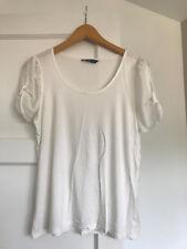 Ladies, ivory BHS top, size 12