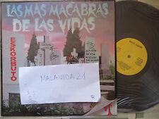 ESKORBUTO: LAS MAS MACABRAS...(L.P) FIRMADO POR IOSU,JUALMA Y PAKO !!!!!!!!!!