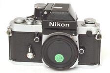 Nikon F2A con Photomic DP-11 Solo Corpo Cromo Funziona Perfettamente