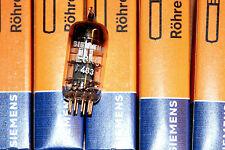 E86C Siemens EC86 EC806s gold pins TUBES NOS, NIB 4pcs.