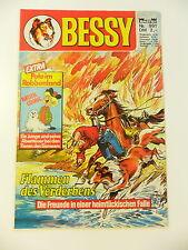 1x Comic -  BESSY - Flammen des Verderbens - Heft Nr. 991 (Top erhalten)