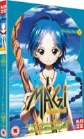 Nuevo Magi - el Laberinto de La Magia Temporada 2 Blu-Ray