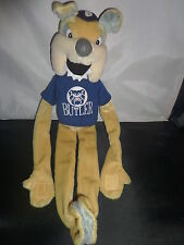 "Butler University BullDogs Hugger Plush Mascot Stuffed Soft Toy Logo 18"" -"