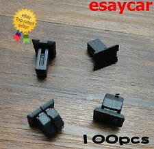 100Mercedes Benz W124 R129 W140 W202 Body Panel Push Type Clip Retainer Fastener