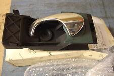 NEW JAGUAR XK8 DOOR HANDLE FRONT LEFT HAND GJA1101BCHDV