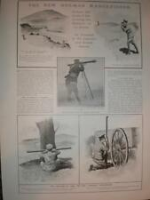 Army Article One Man Ranger finder 1905