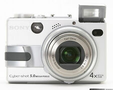 FULLBOX Sony High End Digital Compact Camera DSC-V1 5MP
