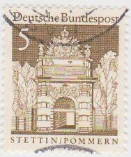 (G577) 1964 GERMAN 5pf brown Berlin GATE ow1367