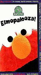 Sesame Street - Elmopalooza (VHS, 1998)