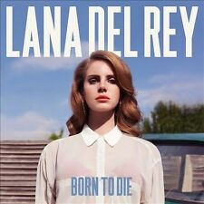 Lana Del Rey: Born to Die CD Audio CD