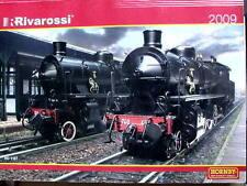 Catalogo RIVAROSSI in scala HO 2009 - ITA ENG DEU FRA -  [TR.24]