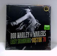 BOB MARLEY & THE WAILERS Easy Skanking In Boston '78 VINYL 2xLP Sealed