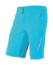 Shorts bleus pour cycliste Homme