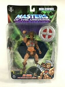 Masters of the Universe 200x NECA He-Man Mini Statue Staction MOTU Exclusive MOC