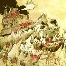 BILLY CRYSTAL METH - Meth Metal - CD - DOOM METAL